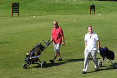 Golf at Bridgwater College