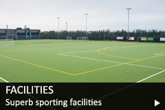 Sports Facilities at Bridgwater College